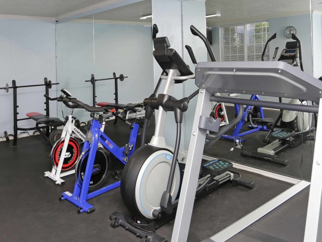 24 Hour Fitness Gym | BYU Multi-Family Housing