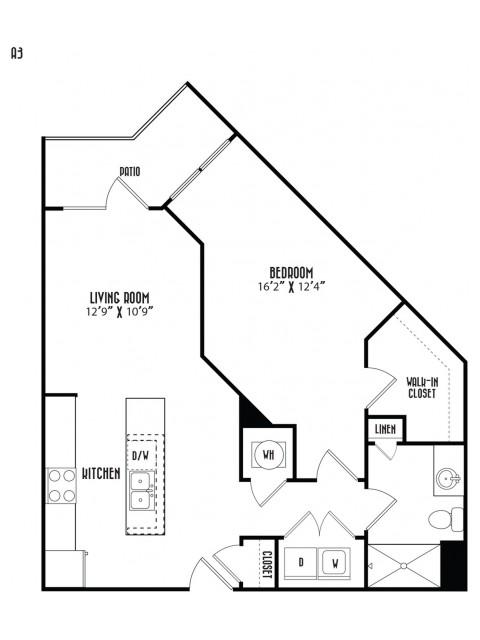 1 Bed 1 Bath Apartment In Duluth Ga