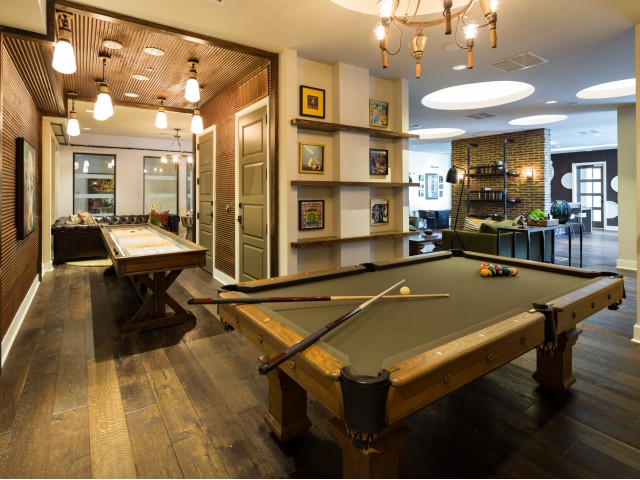 Image of Stately Bar Lounge for Millworks