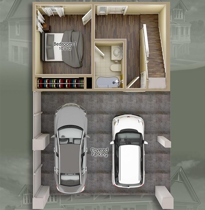 4x4 - First Floor