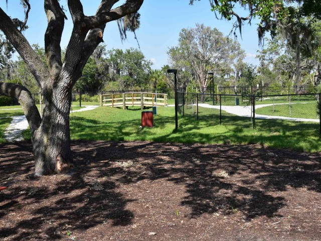 Image of Fenced Dog Park for ParkCrest Landings
