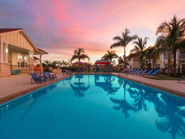 Image of Resort-Style Swimming Pool for Longitude 81