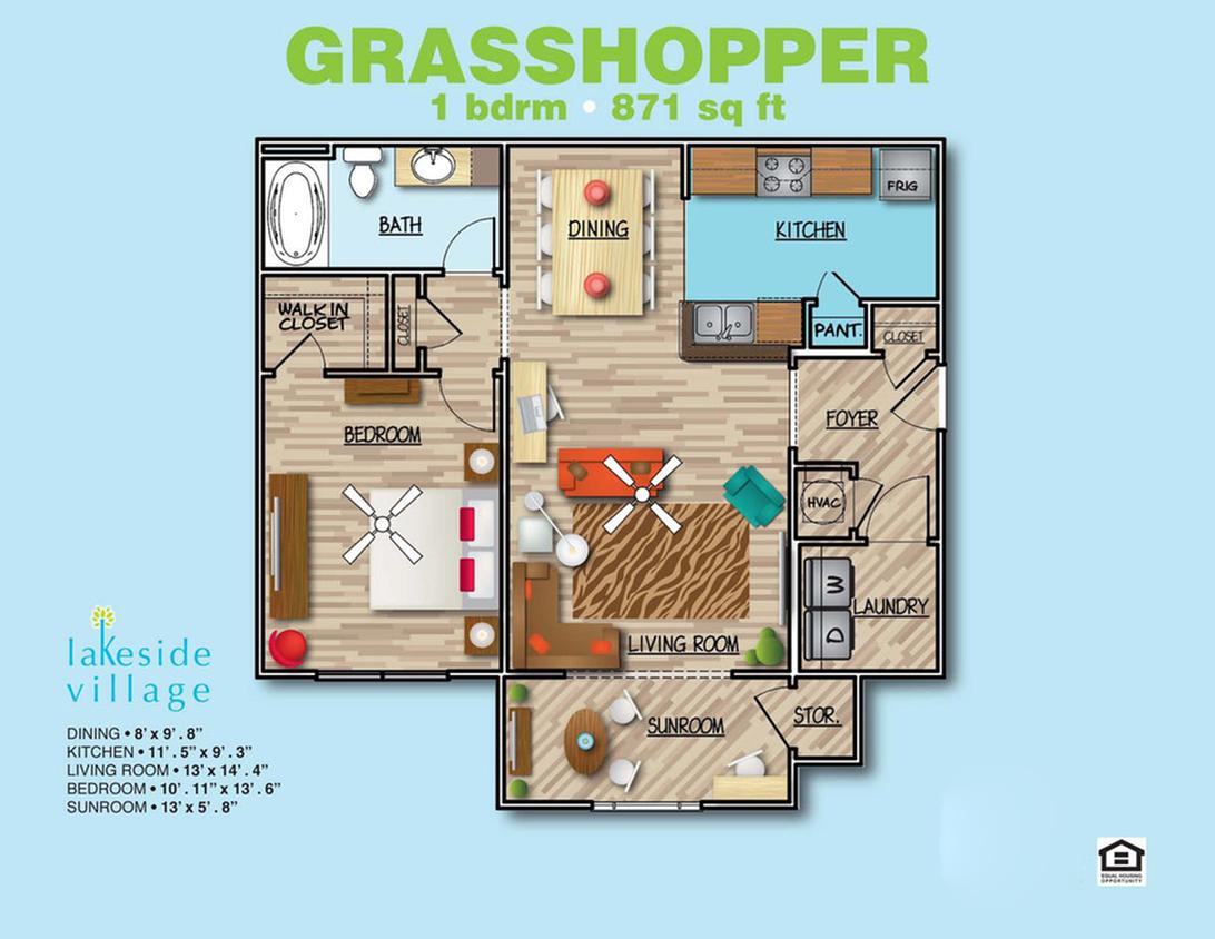 Grasshopper B