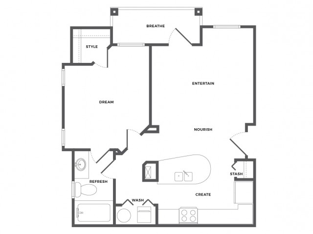 Carriage House Floor Plan