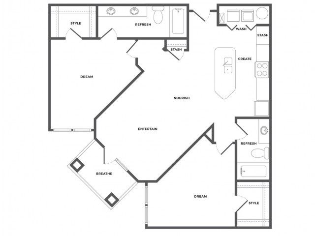 Coachman Floor Plan