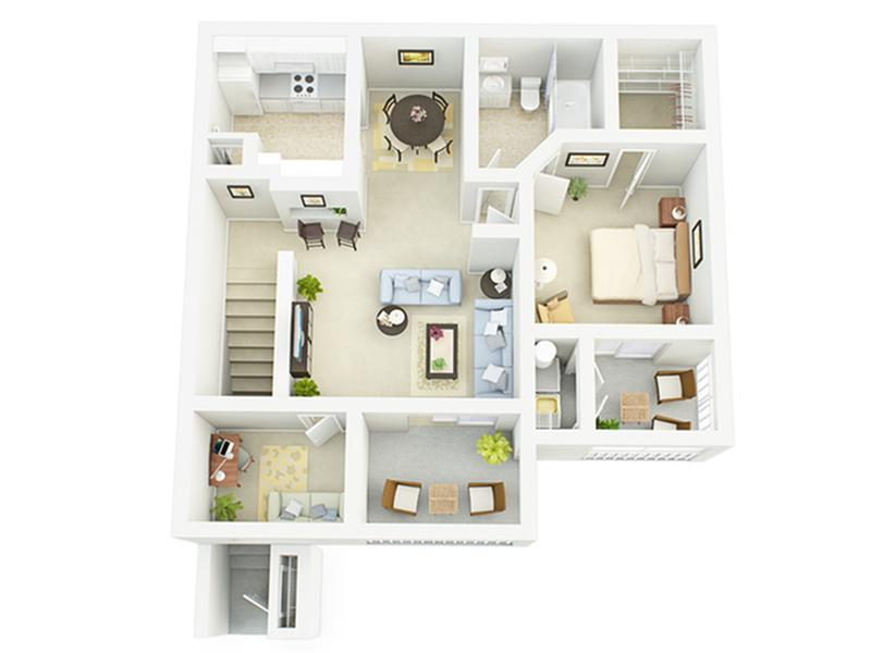 A4 Floor Plan