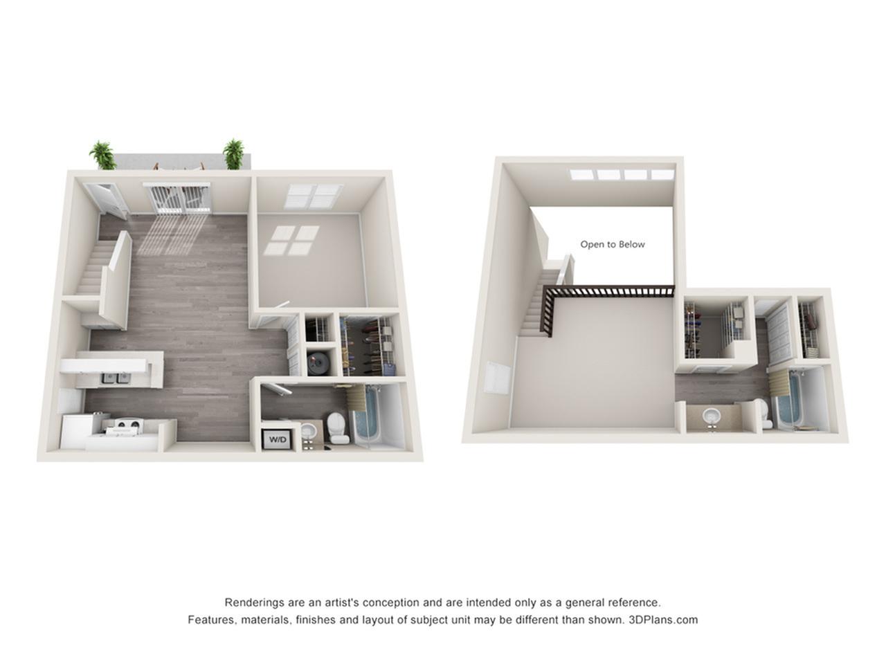 Carroll Floor Plan