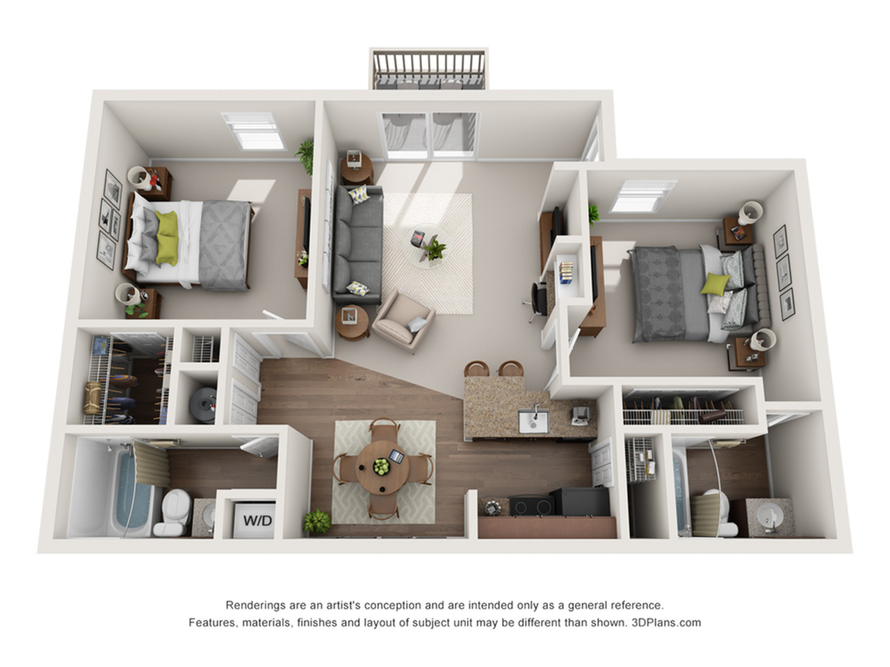 Crenshaw Platinum Floor Plan