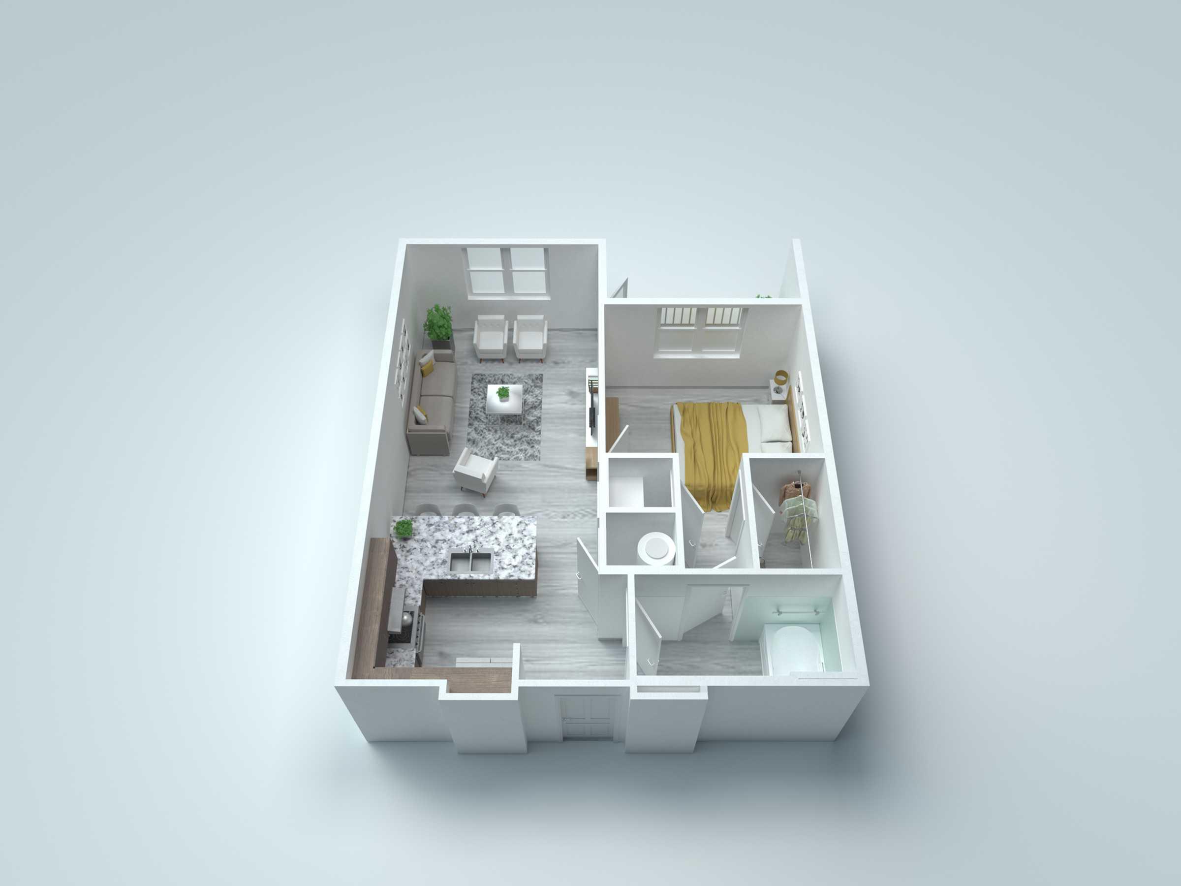 A1 Alt2 Floor Plan