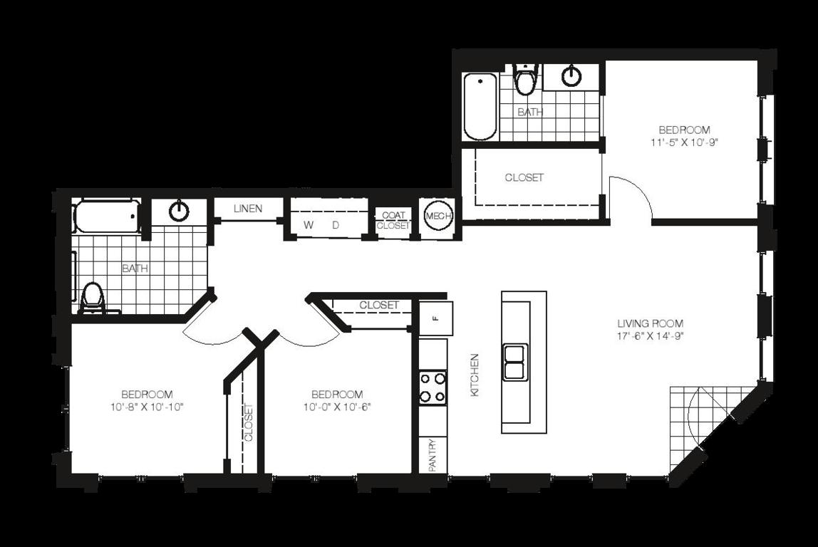 C4 Floor Plan