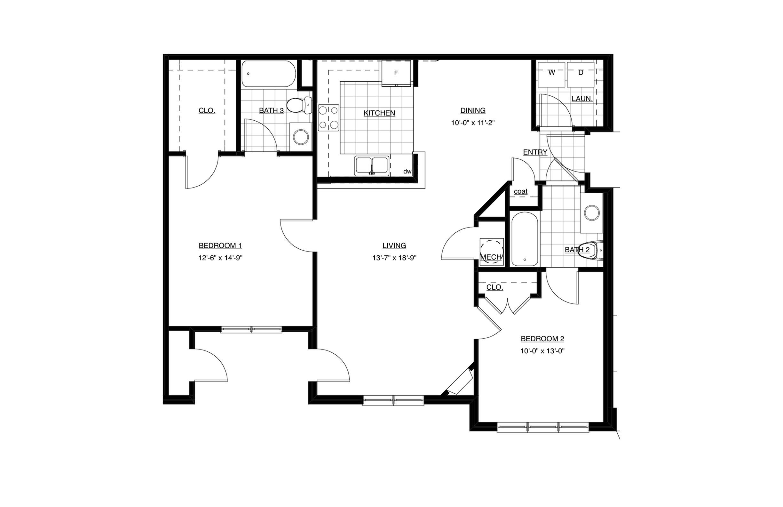 Scarlet Floor Plan Image