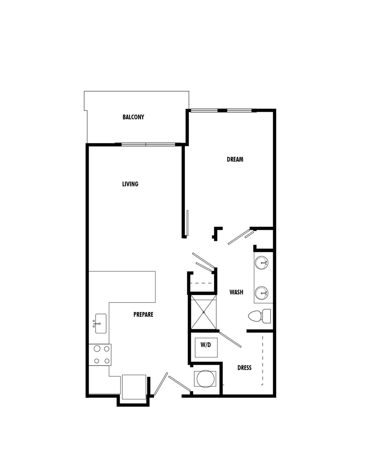 A03 Floor Plan