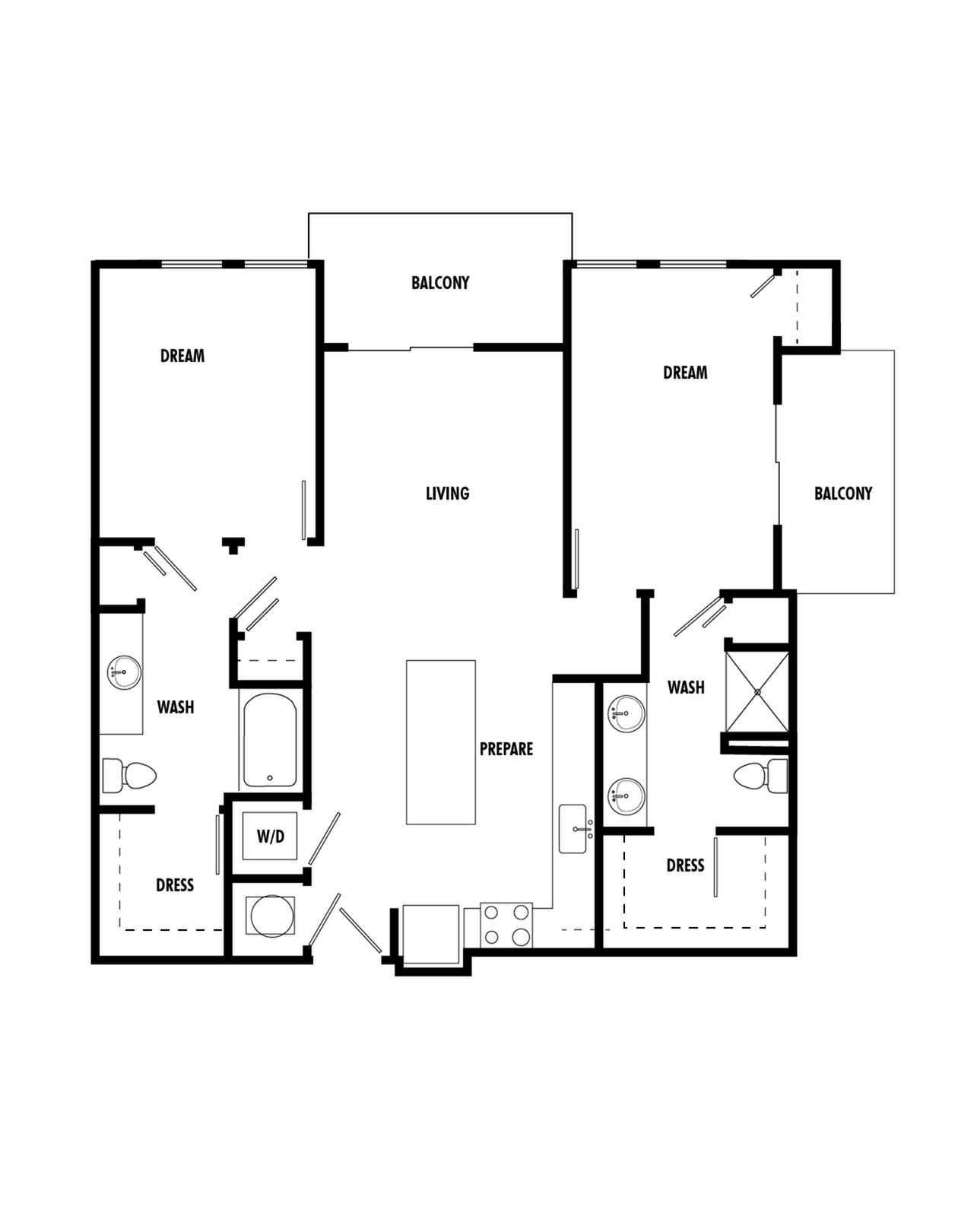 B03 Floor Plan