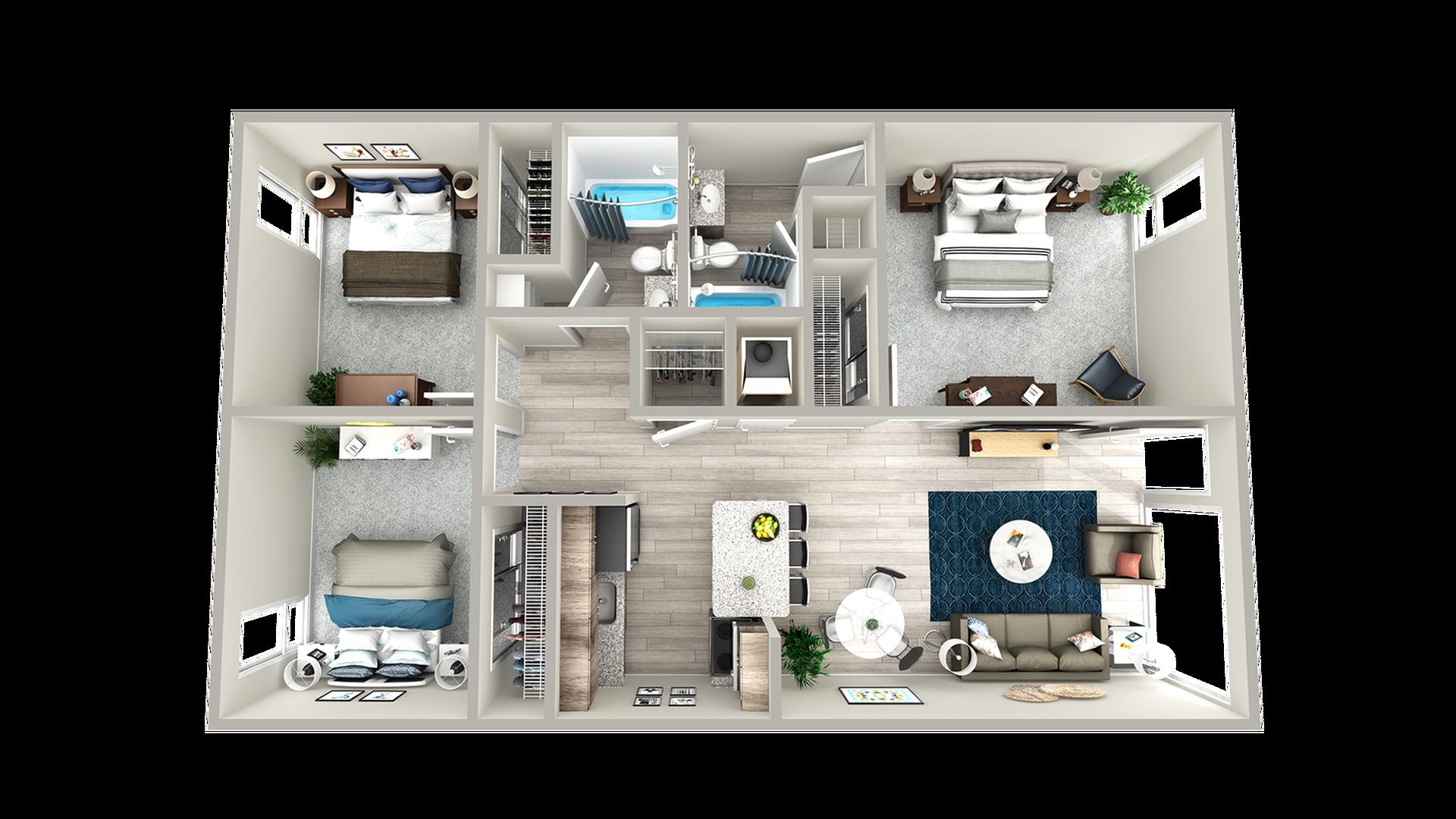 3A Floor Plan