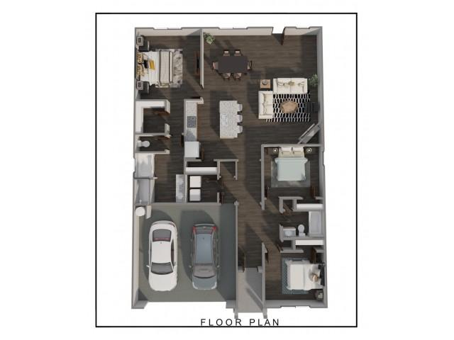 Aria Floor Plan Image