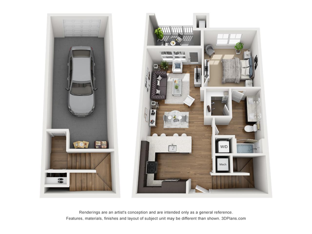 A3G Floor Plan Image