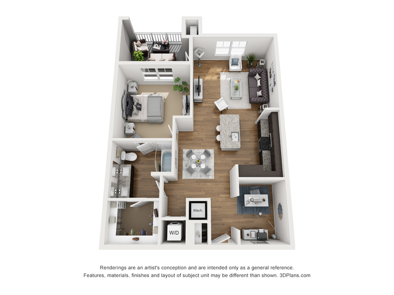 A4D Floor Plan Image