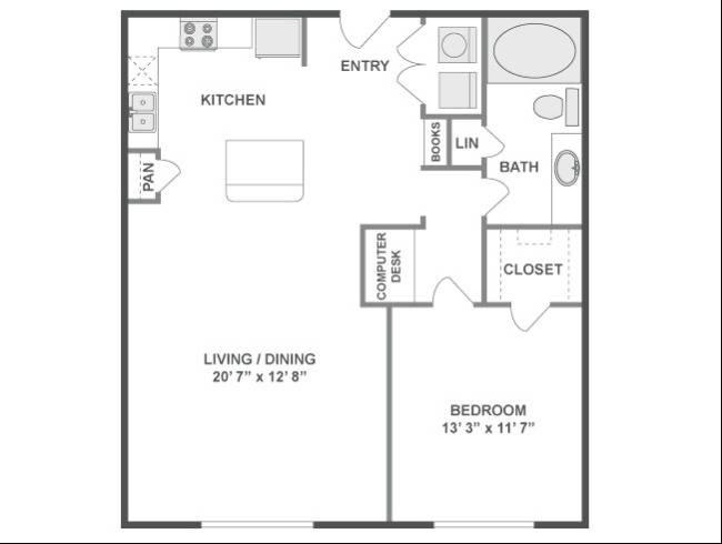 Harmony Floor Plan Image
