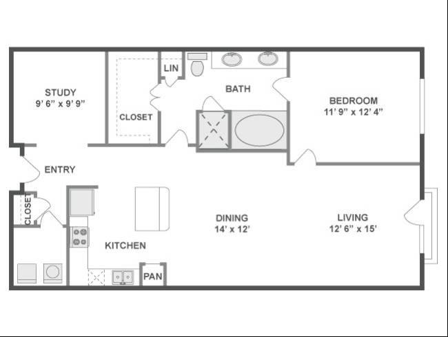 Pulse Floor Plan Image
