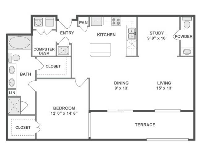 Rhythm Floor Plan Image