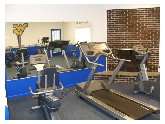 Image of Fitness Center for Timberline Apartments
