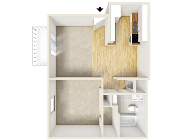 Floor Plan | Farmington Place 2