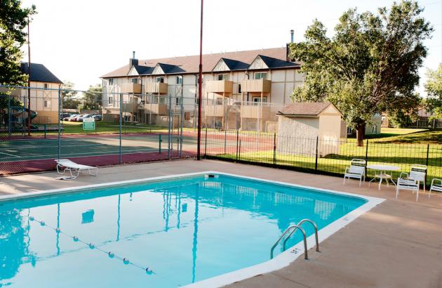 Swimming Pool at Farmington Place