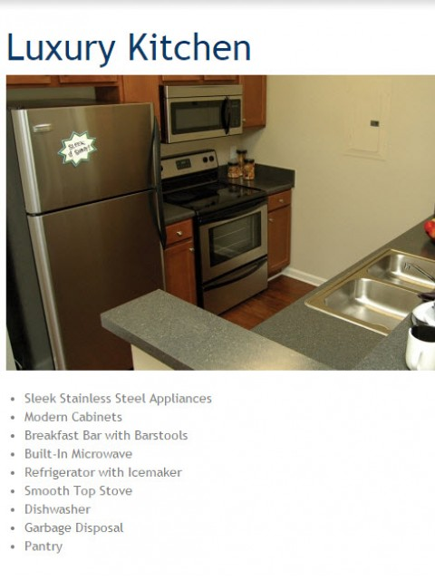 Image of Fully Equipped Kitchen for Lifes Village Retreat