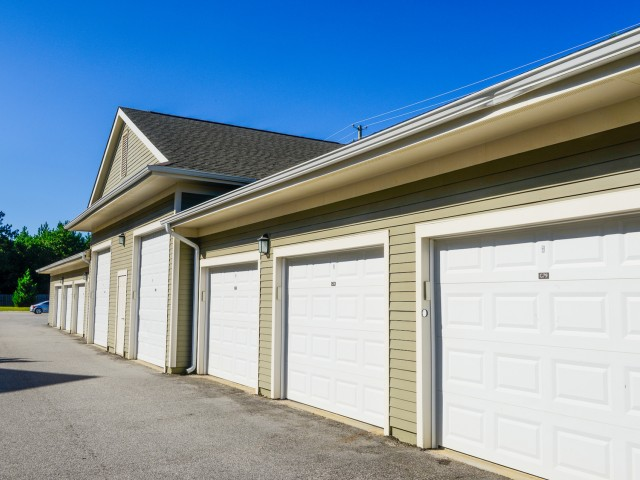 Image of Storage Units & Garages Available for Independence Place West Fayetteville