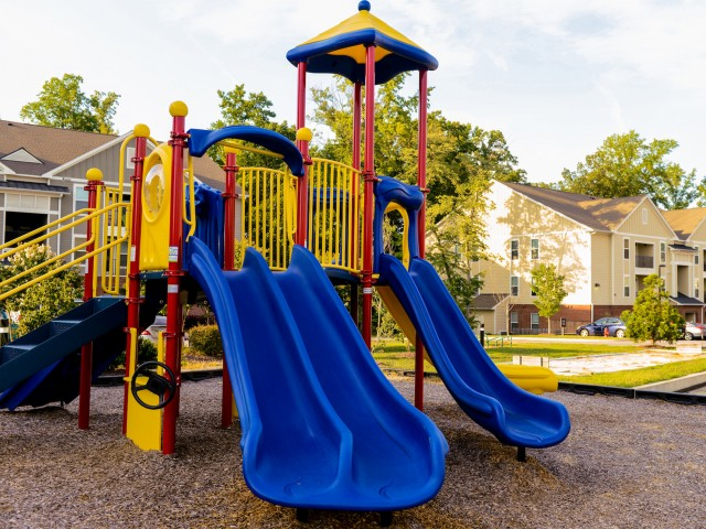 Image of Playground for Independence Place Prince George