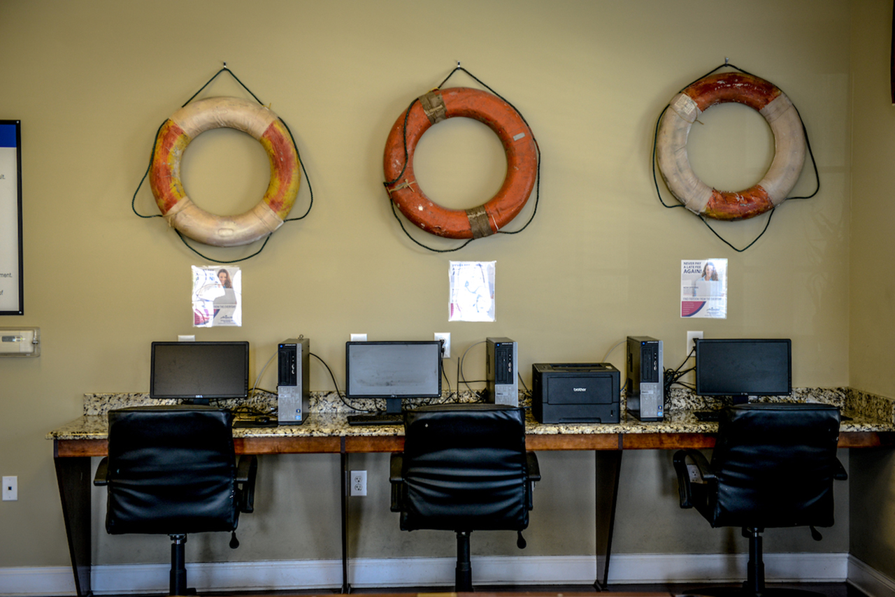 Image of Business Center for Arlington West