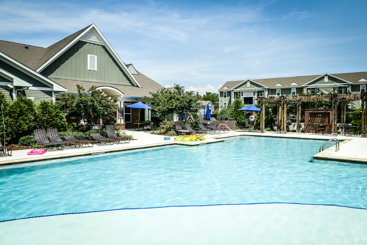 Image of Resort Style Saltwater Pool for Independence Place Prince George