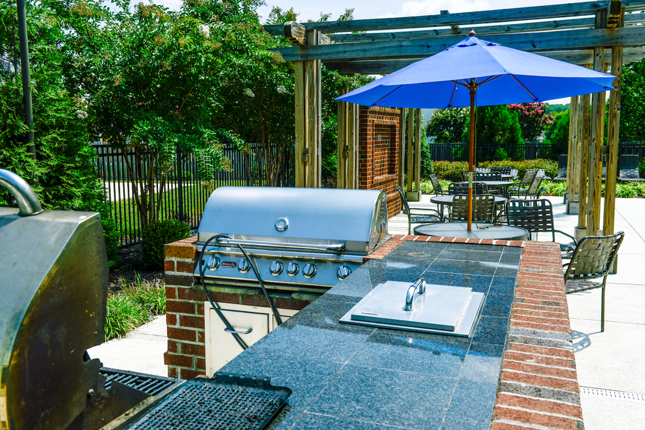 Image of Outdoor Grills for Independence Place Prince George