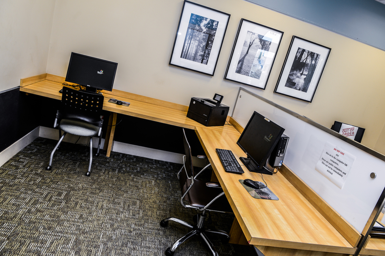 Image of The Link | Business Center for Independence Place Prince George