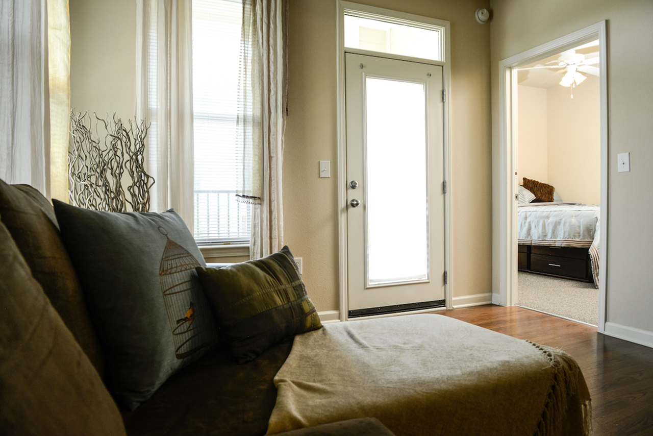 Image of Balcony or Patio for Independence Place Prince George