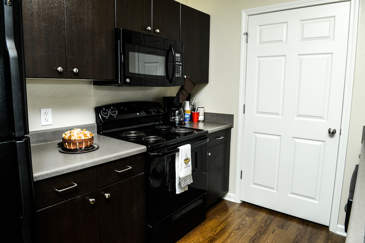Image of Modern Kitchen for Independence Place Prince George