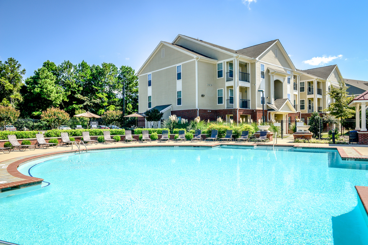 Image of Resort Style Saltwater Pool for Independence Place West Fayetteville