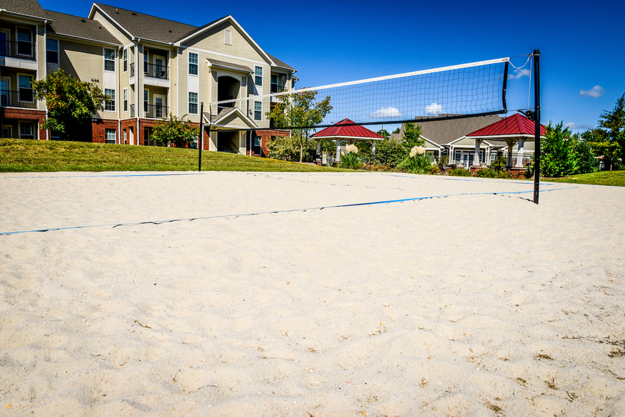 Image of Sand Volleyball Court for Independence Place West Fayetteville