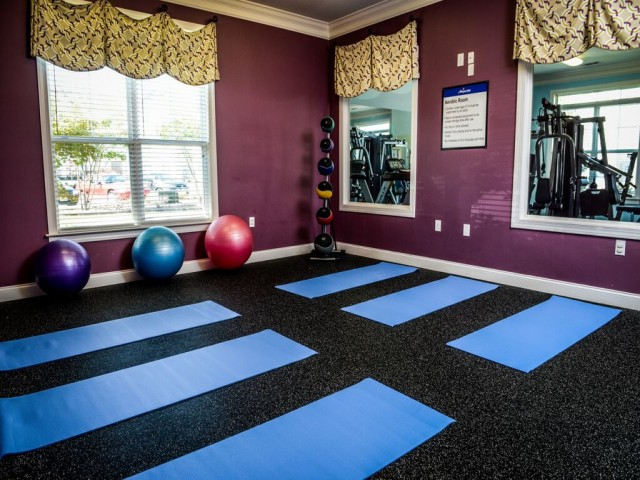 Image of Aerobic Room for Arlington West