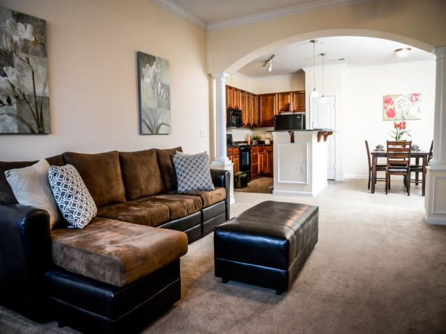 Image of Fully Furnished Apartments Available for Arlington West