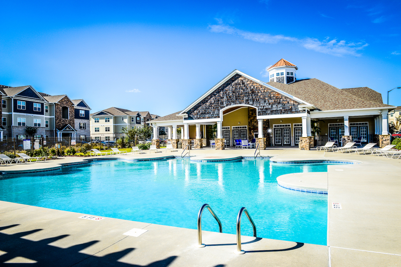 Image of Resort Style Saltwater Pool for Arlington West