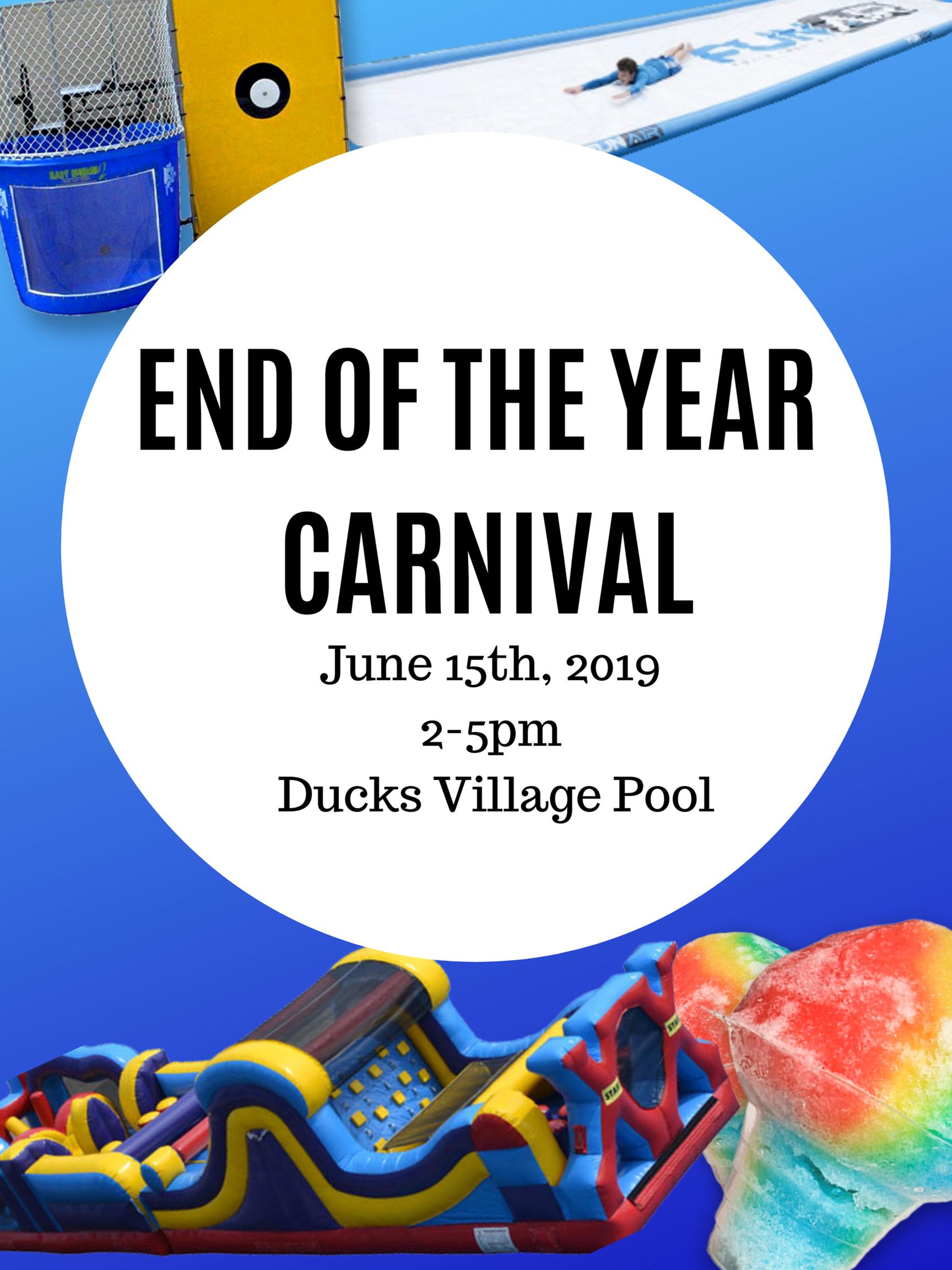 Ducks Village Carnival-image