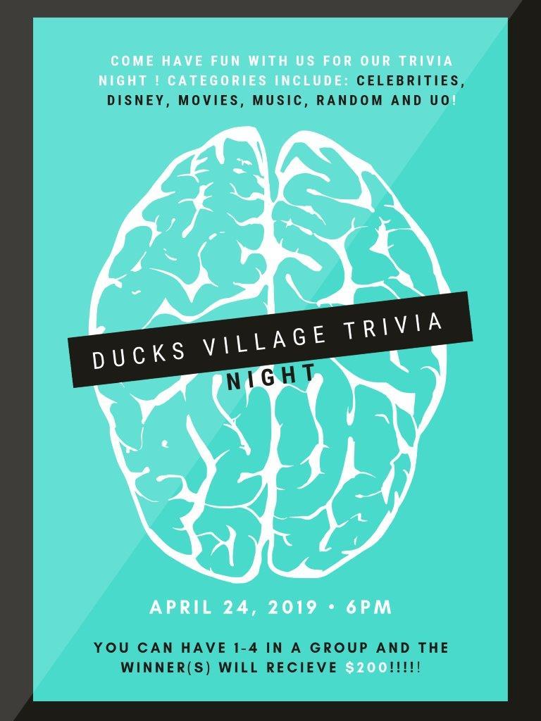 Trivia Night at Ducks-image