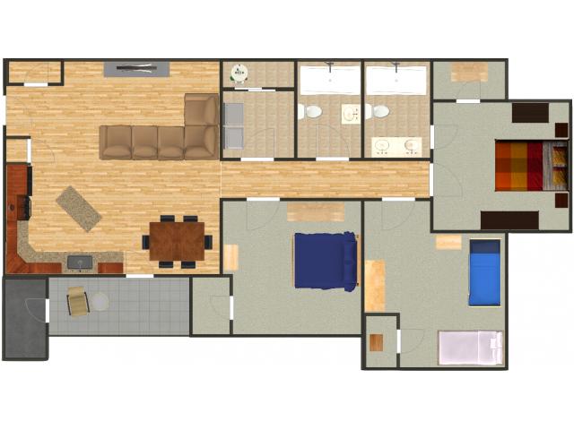 Creekside Oaks Apartments