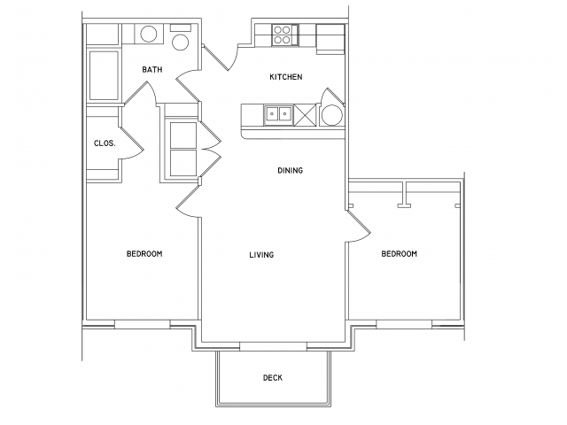 Unit No 4, 832 sq ft