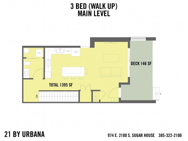 3x3 main floor