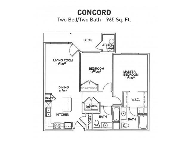 Concord 2x2