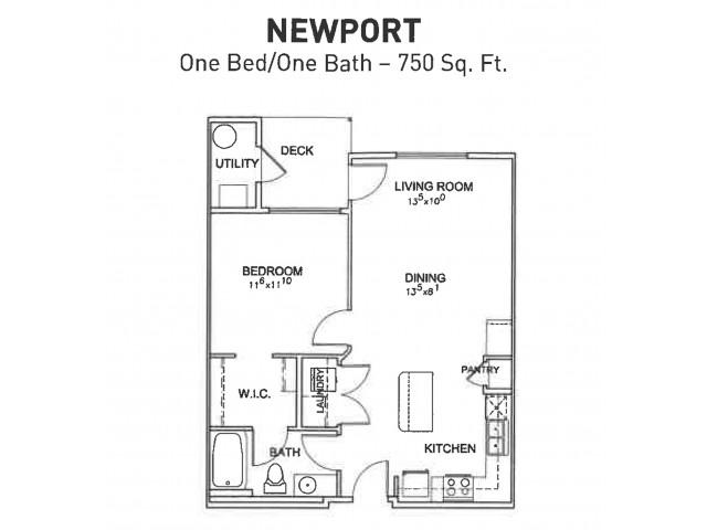 Newport 1x1