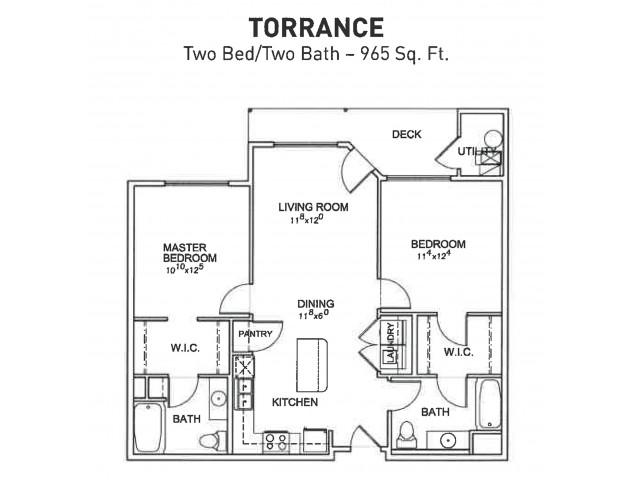 Torrance 2x2