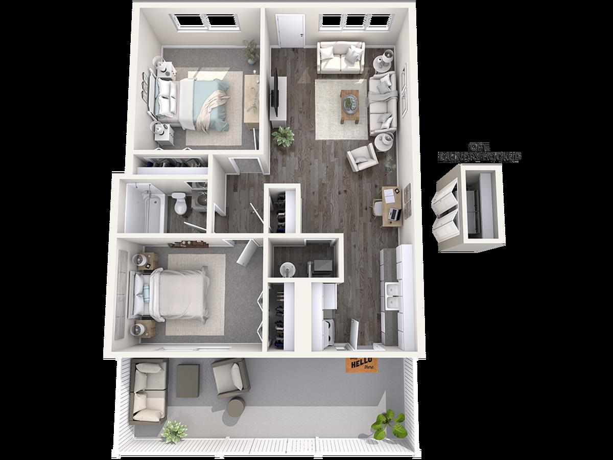 Prose Floorplan